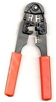 PremiumCord Krimpovací kleště na kabel 10 žil RJ50