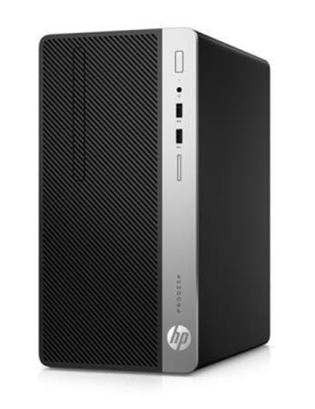 HP ProDesk 400G5 MT Intel i3-8300 / 8GB / 256 GB SSD/ Intel HD / DVD-RW/ W10 Pro