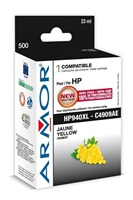 ARMOR cartridge pro HP Officejet Pro 8000, 8500 , Yellow, 24ml, (C4909AE)