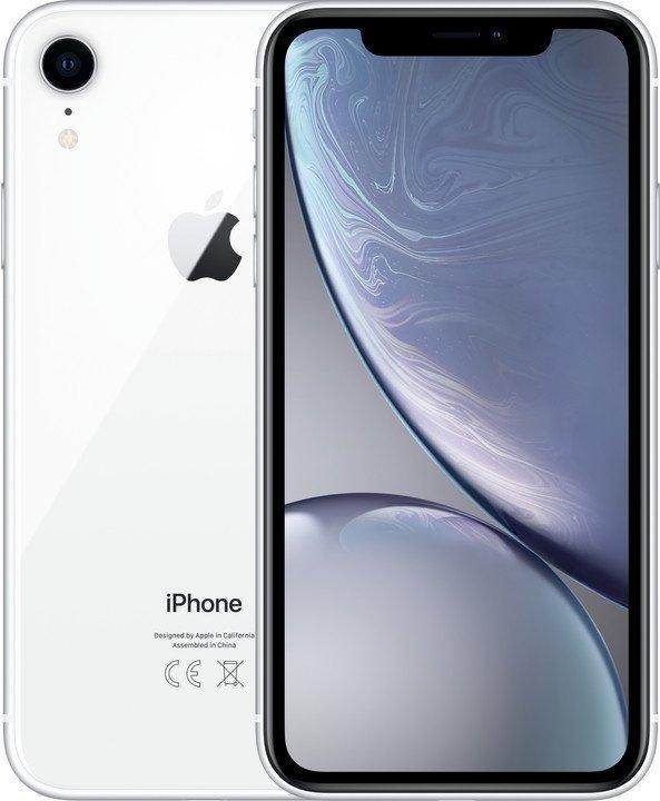 iPhone XR 256GB White