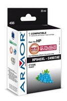 ARMOR cartridge pro HP Officejet Pro 8000, 8500 , cyan, 24ml, (C4907AE)