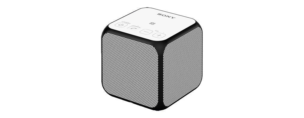 SONY SRS-X11 Přenosný bezdrátový reproduktor s technologií Bluetooth® -White