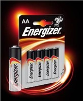 ENERGIZER alkalická baterie Energizer LR6 Tužka AA BL4