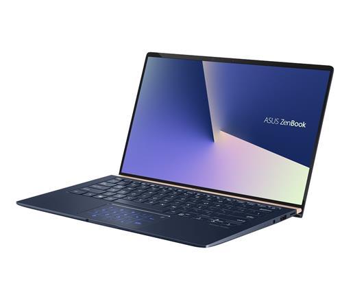 "ASUS UX433FN-A5047T i5-8265U/8GB/256GB SSD/MX150/14"" FHD/Win10/modrý"