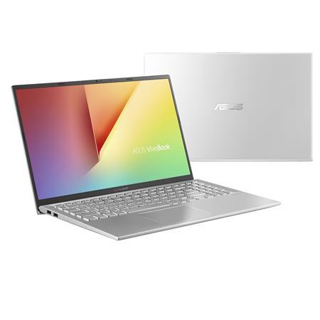 "ASUS X512UF-EJ041T i5-8250U/8GB/1TB 5400ot. + 128GB SSD/MX130/15,6"" FHD/Win10/stříbrný"