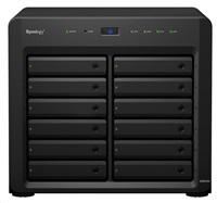 Synology DS2419+ DiskStation (2,1GHz/4GBRAM/12xSATA/4xGbE/1xPCIe)