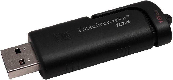16GB Kingston USB 2.0 DataTraveler 104