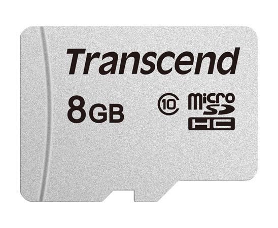 Transcend 8GB microSDHC 300S (Class 10) paměťová karta