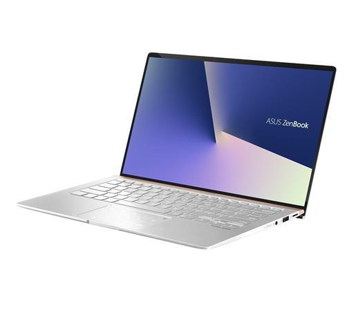 "ASUS UX433FN-A5056T i5-8265U/8GB/256GB SSD/14"" FHD, IPS/Win10/stříbrný"