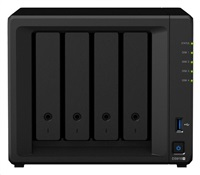 Synology DS918+ DiskStation (1,5GHz/4GBRAM/4xSATA/2xM.2/2xGbE)