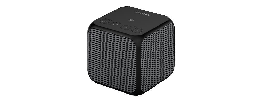 SONY SRS-X11 Přenosný bezdrátový reproduktor s technologií Bluetooth® - Black