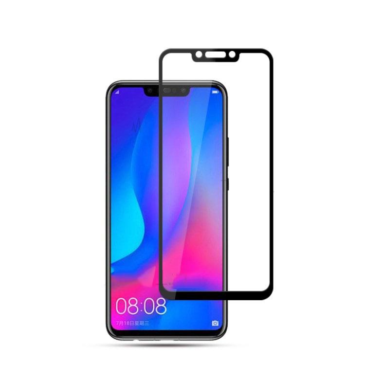 Aligator ochranné sklo GlassPrint Huawei Nova 3 černá