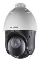HIKVISION IP kamera 4Mpix, H.264, 25 sn/s, zoom 25x (max 60°), Hi-PoE, audio, IR 100m, 3DNR, MicroSDXC, IP66