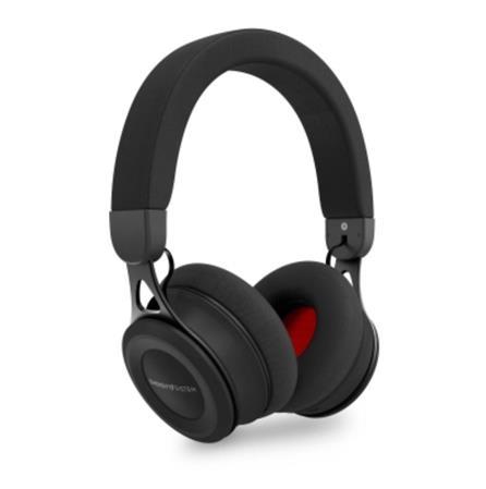 ENERGY Headphones BT Urban 3 Black, Bluetooth sluchátka s hlubokými basy, mikrofonem a ovládacími tlačítky, 116±3dB