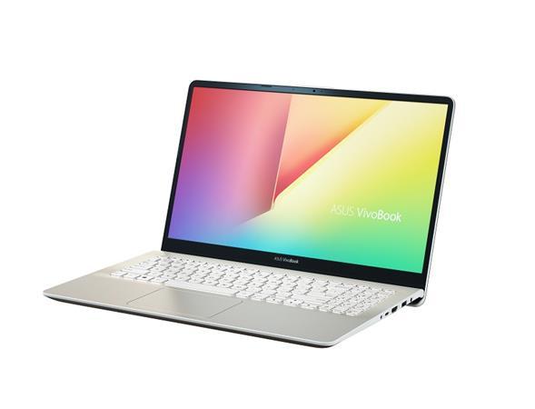 "ASUS S530FA-BQ049R i5-8265U/8GB/256GB SSD/15,6"" FHD,IPS/Win10Pro/zlatý"