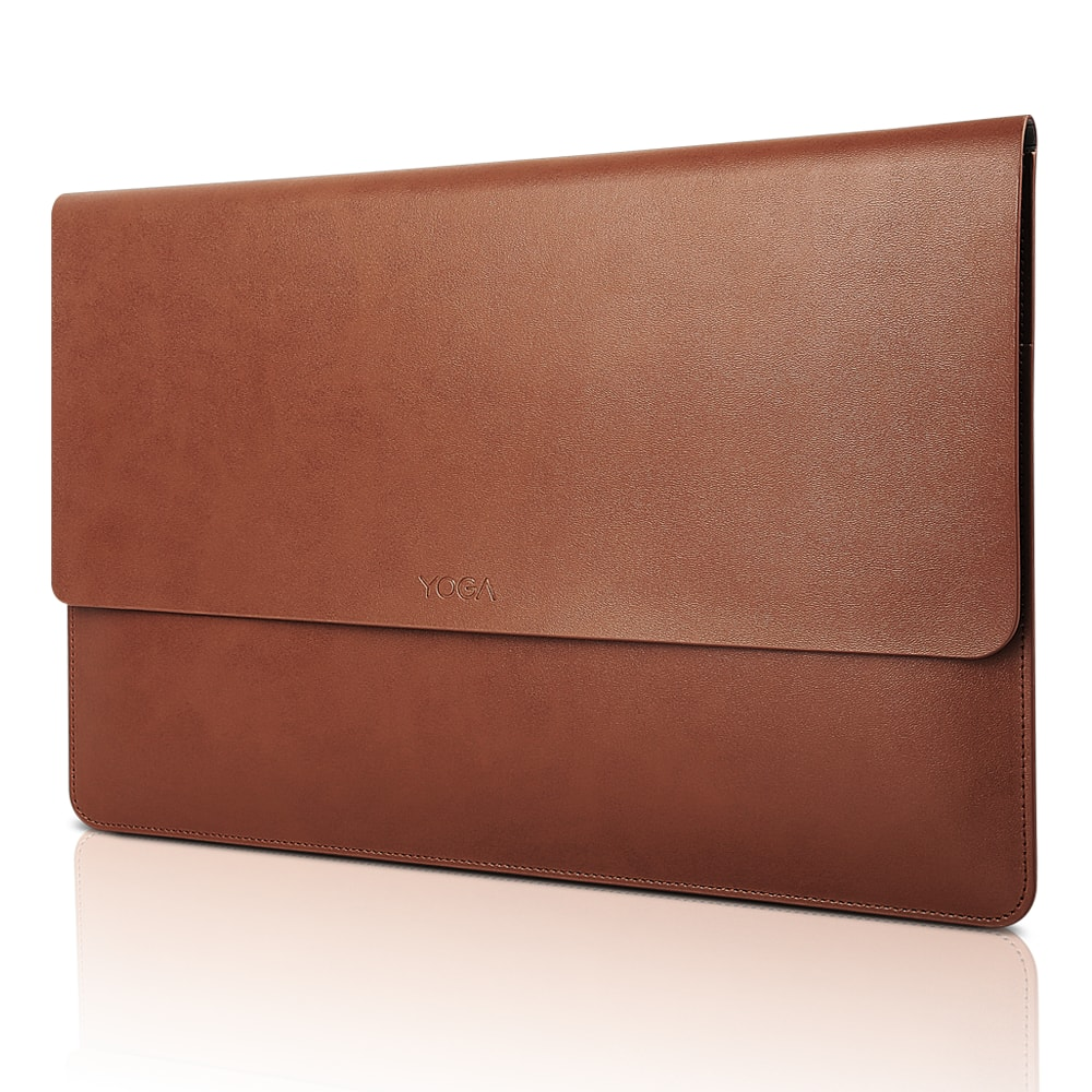 "Pouzdro Lenovo GX40N36501 15"" brown 720/730 15 Leather Sleeve YOGA 720/730 15 Leather Sleeve"