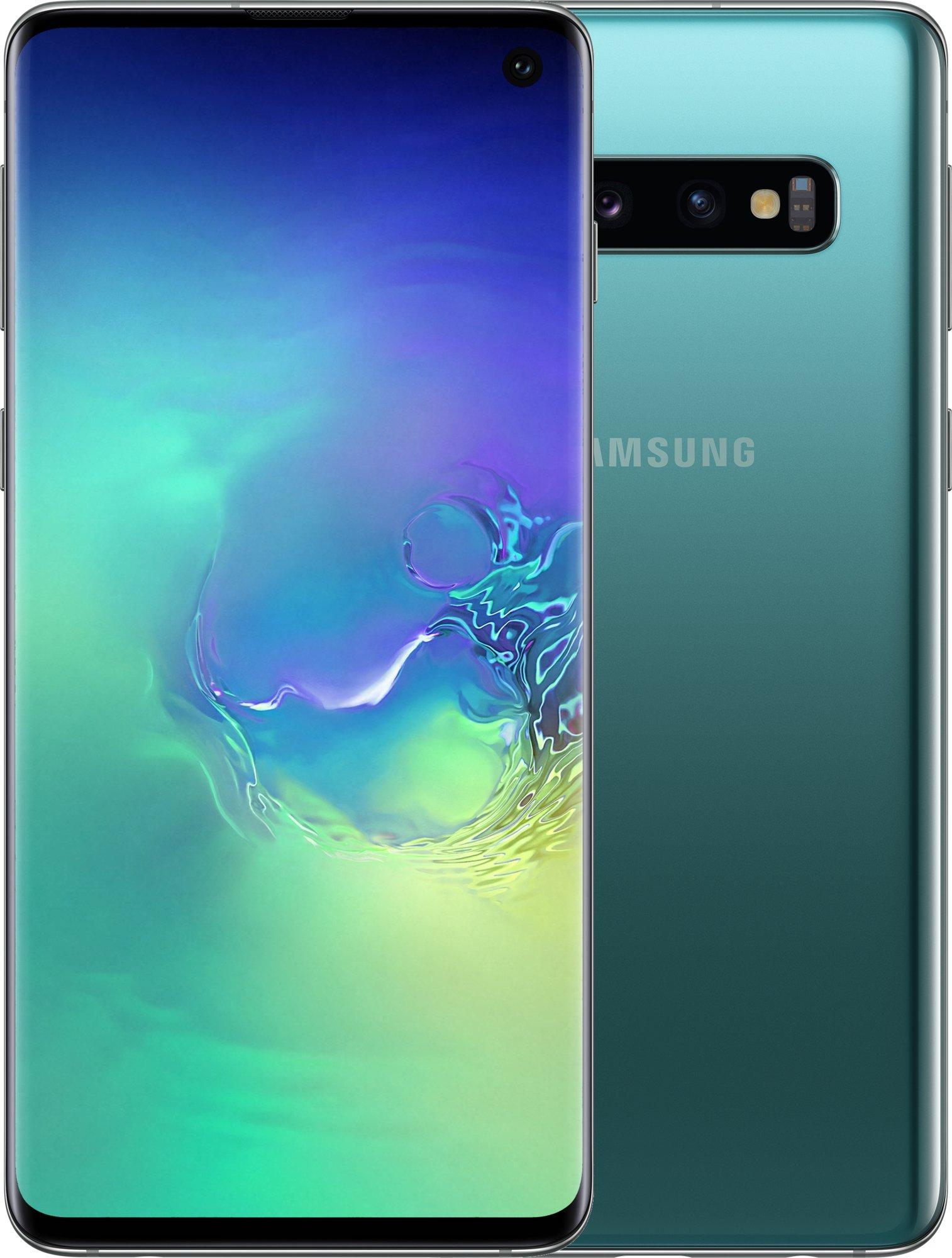 Samsung Galaxy S10 128GB Dual Sim, Green