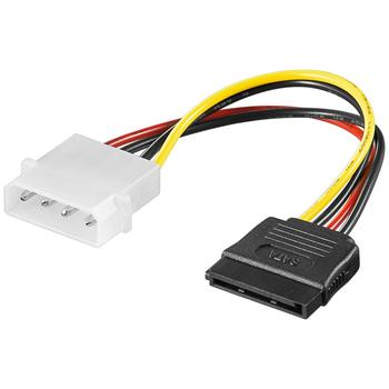 PremiumCord Napájecí kabel k HDD Serial ATA
