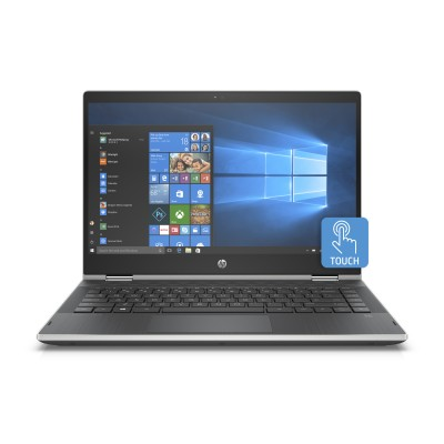 HP Pavilion 14 x360-cd1002nc FHD i5-8265U/8GB/1TB+128SSD/NMX130/2RServis/W10-silver