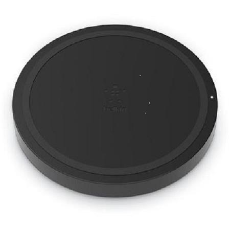 Belkin 230V nabíječka bezdrátová 5W Qi plochá nabíječka, černá