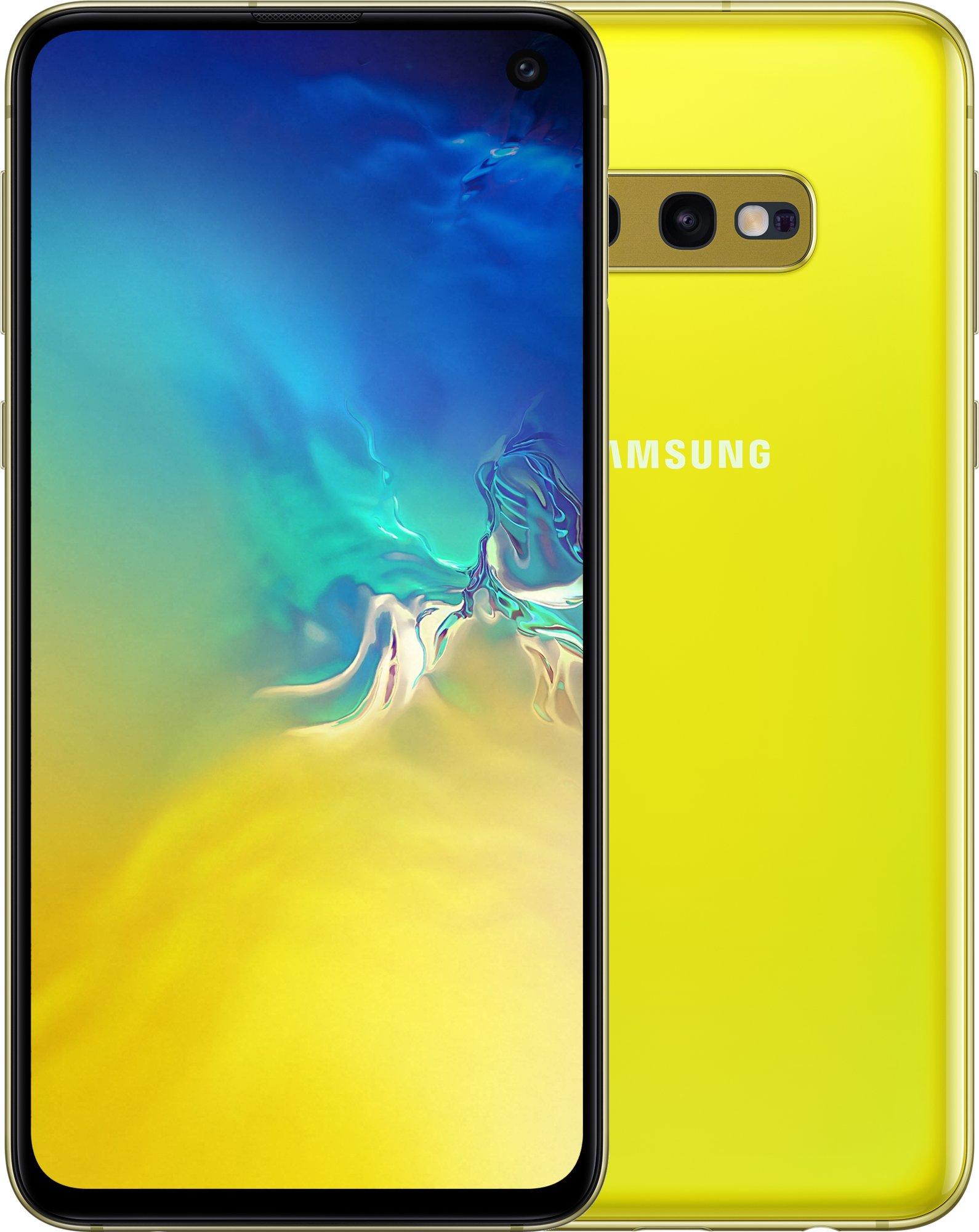 Samsung Galaxy S10e 128GB Dual Sim, Yellow