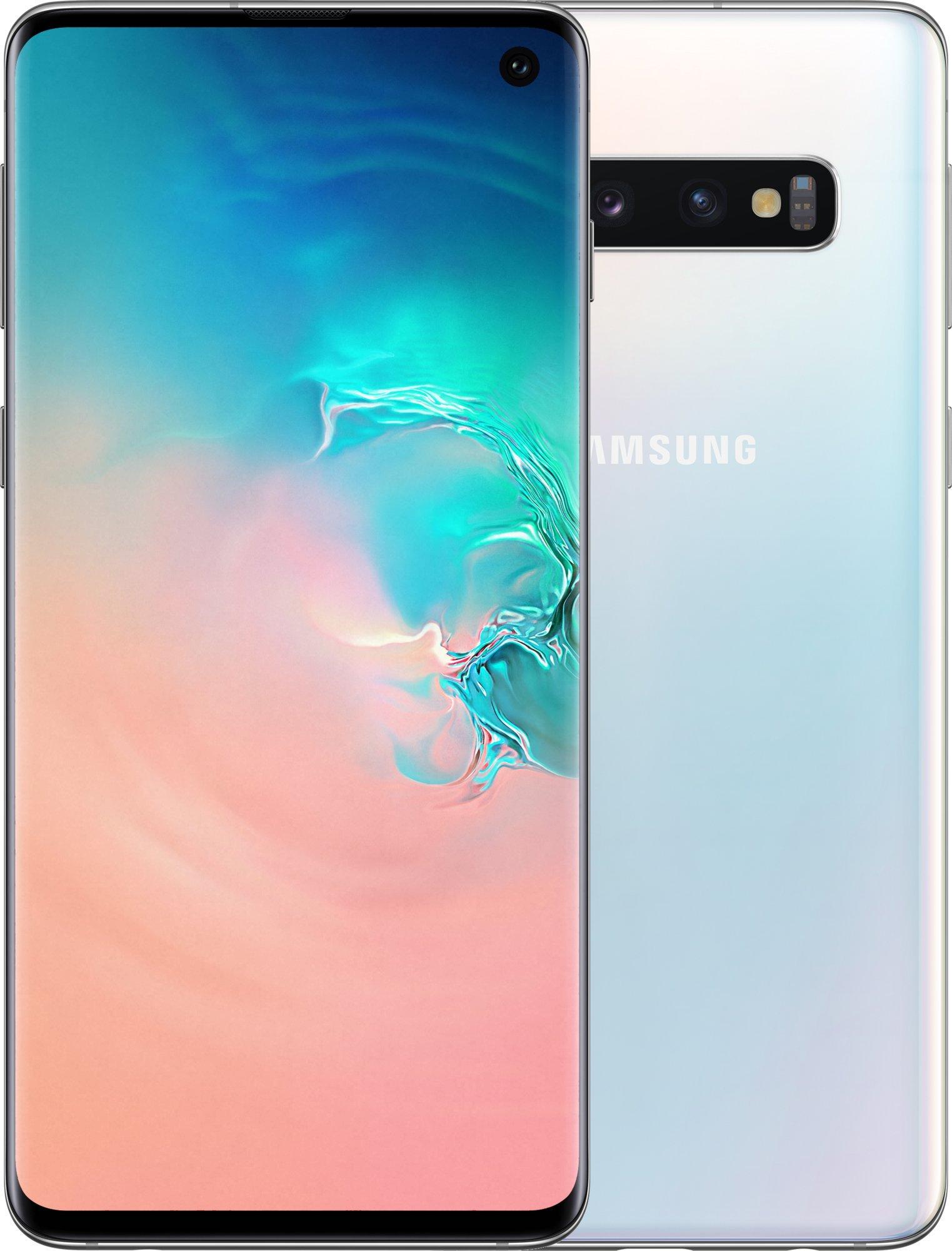 Samsung Galaxy S10 128GB Dual Sim, White