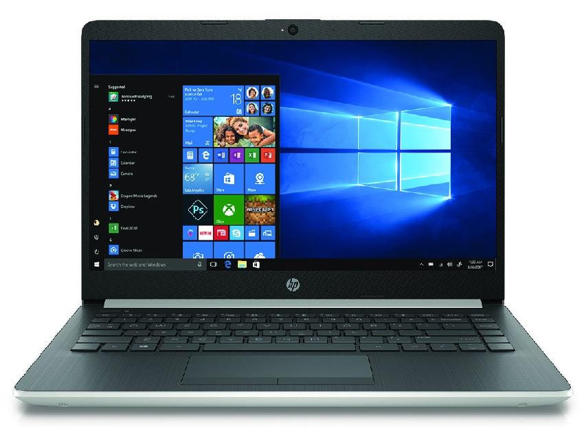 HP 14-cf1000nc i5-8265U/4GB/1TB+16GB/ATI/2RServis/W10-silver