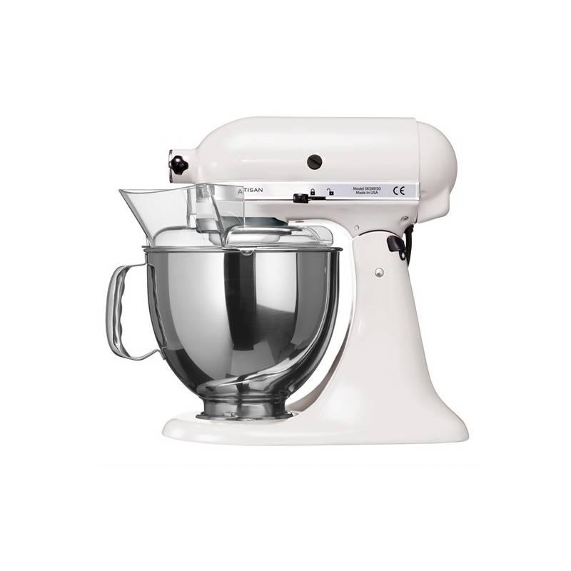 Kuchyňský robot KitchenAid 5KSM150PSEWH Artisan - bílý