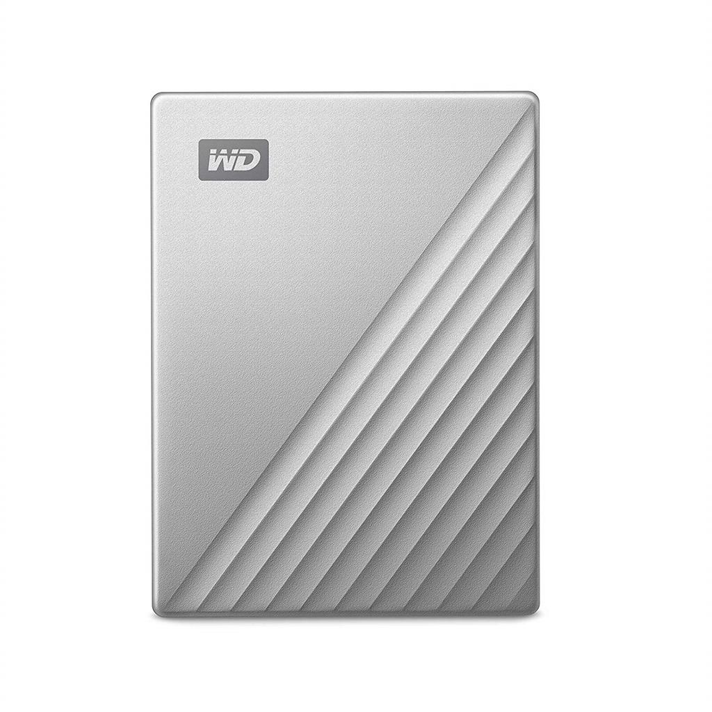"Ext. HDD 2,5"" WD My Passport Ultra 1TB stříbrná"
