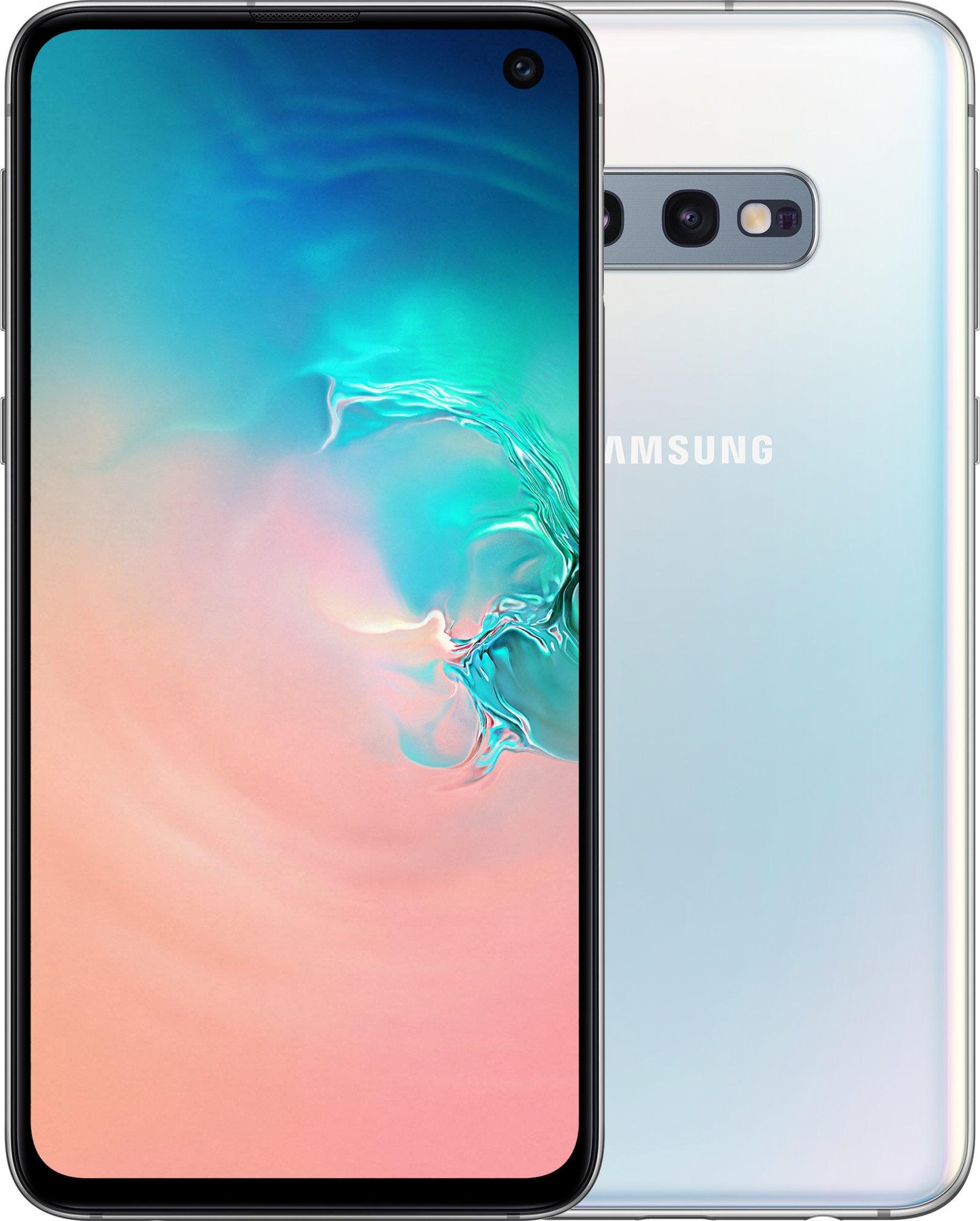 Samsung Galaxy S10e 128GB Dual Sim, White