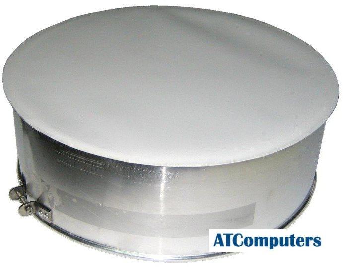 Radomový kryt s límcem pro PowerBeam-400/NanoBridge M5 25dB, RAD-NB400