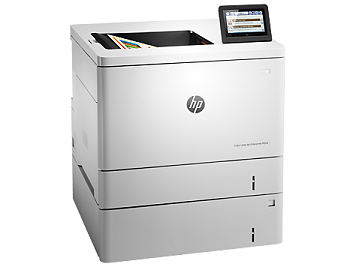 HP Color LaserJet Enterprise M553x (A4, 38 ppm, USB, Ethernet), Duplex, Tray, NFC)