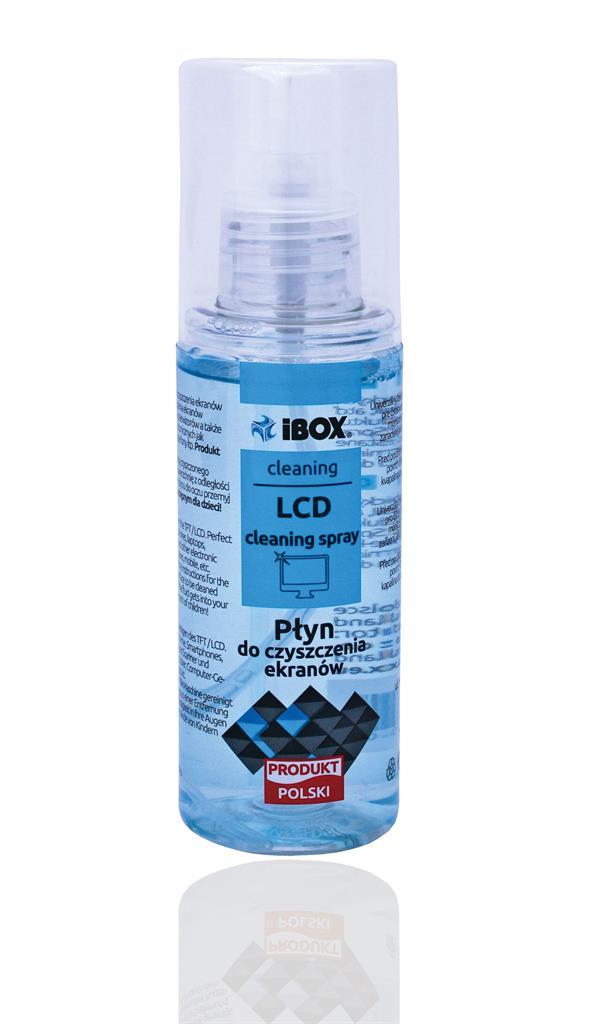 I-BOX čistící sprej na LCD 125ml