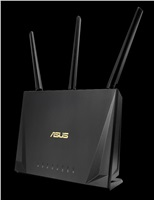 ASUS RT-AC85P Gigabit Dualband Wireless AC2400 Router, 4x gigabit RJ45, 1x USB3.1