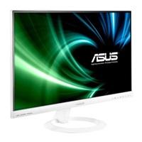 "ASUS MT 23"" VX239H-W 1920x1080, AH-IPS, 5ms, 250cd, HDMI, MHL, VGA, repro Bang-Olufsen, frameless, bílý"