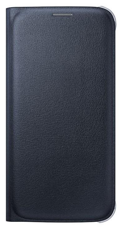 Samsung flipové pouzdro s kapsou EF-WG920P pro Samsung Galaxy S6 (SM-G920F), černá