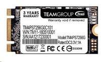 Team SSD M.2 256GB, MS30 2242 (R:550, W:470 MB/s)