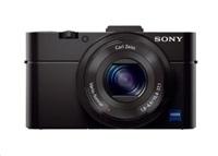 SONY DSC-RX10 IV Cyber-Shot 20.2MPix, 8.3x zoom - černý