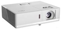 Optoma projektor ZU506 white (DLP, FULL 3D, Laser, WUXGA, 5 000 ANSI, 300 000:1, HDMI with MHL, VGA, USB, 2x10W speaker)