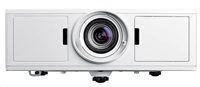 Optoma projektor ZH550T white (DLP, FULL 3D, Laser, FULL HD, 5 500 ANSI, 300 000:1, HDMI, MHL, VGA, USB, 2x10 W speaker)