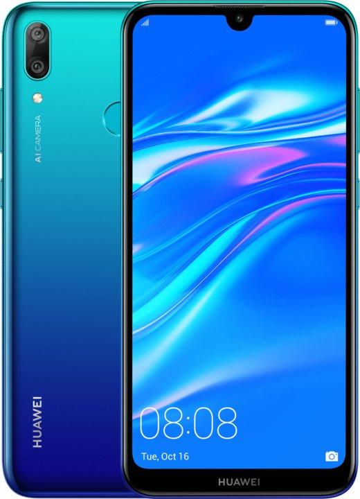 Huawei Y7 2019 DS Blue