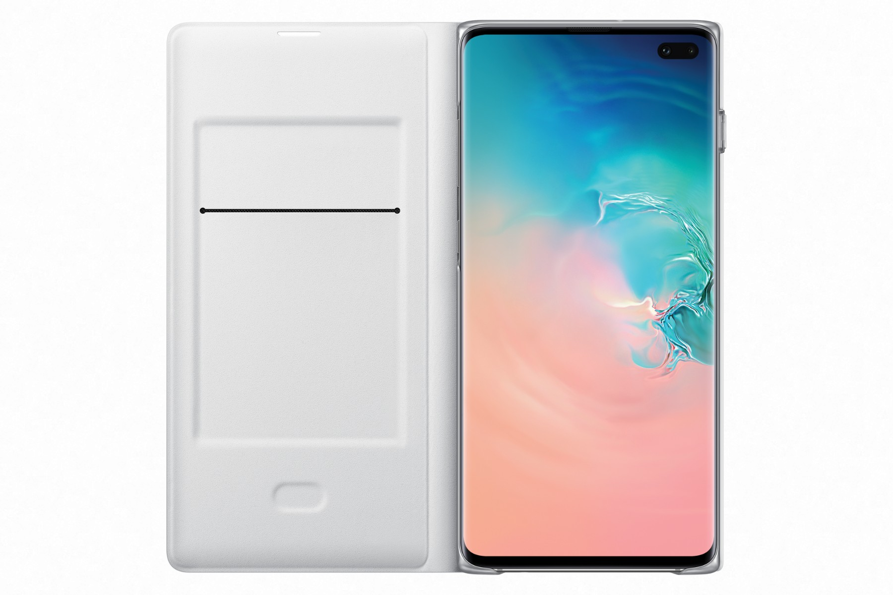Samsung LED View Cover S10+ White