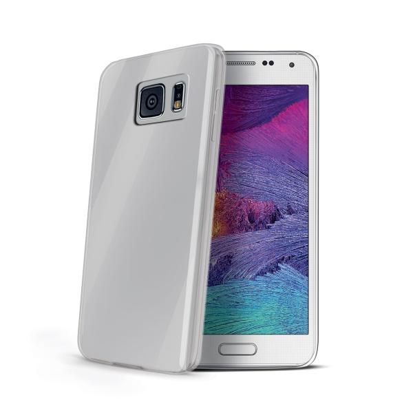 TPU pouzdro CELLY Gelskin Galaxy S6, bezbarvé