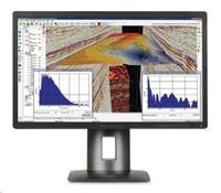 """HP Z24s 4K/23,8"""" IPS LED/3840x2160/5M:1/14ms/DP/2xHDMI/4xUSB 3.0/MHL"""