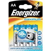 ENERGIZER MAXIMUM alkalické baterie Maximum LR6 Tužka AA BL4