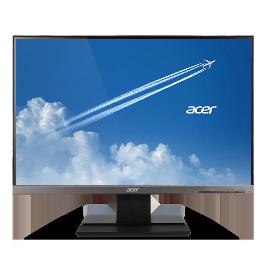 Acer LCD V246HQLbbd 23,6'' IPS, LED, 1920 x 1080, 100M:1, 6ms, DVI, Black, TCO 6.0