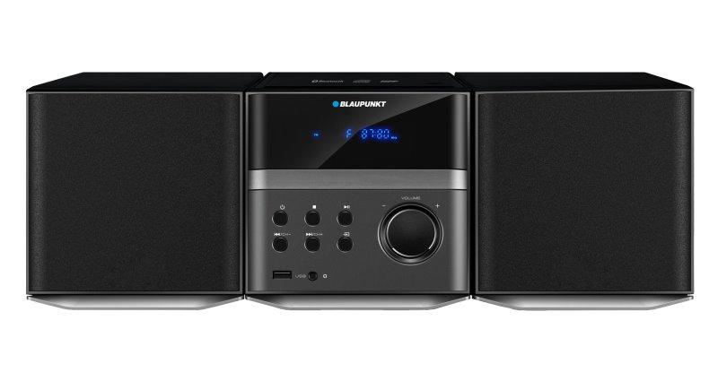Micro systém BLAUPUNKT MS7BT FM/CD/MP3/USB/Bluetooth