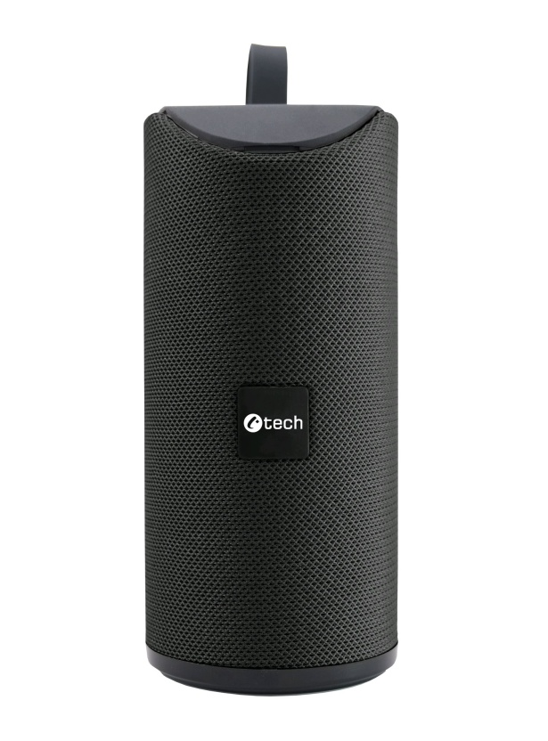 C-TECH reproduktor SPK-07B, bluetooth, Handsfree, USB/ SD, FM, 6W, černý
