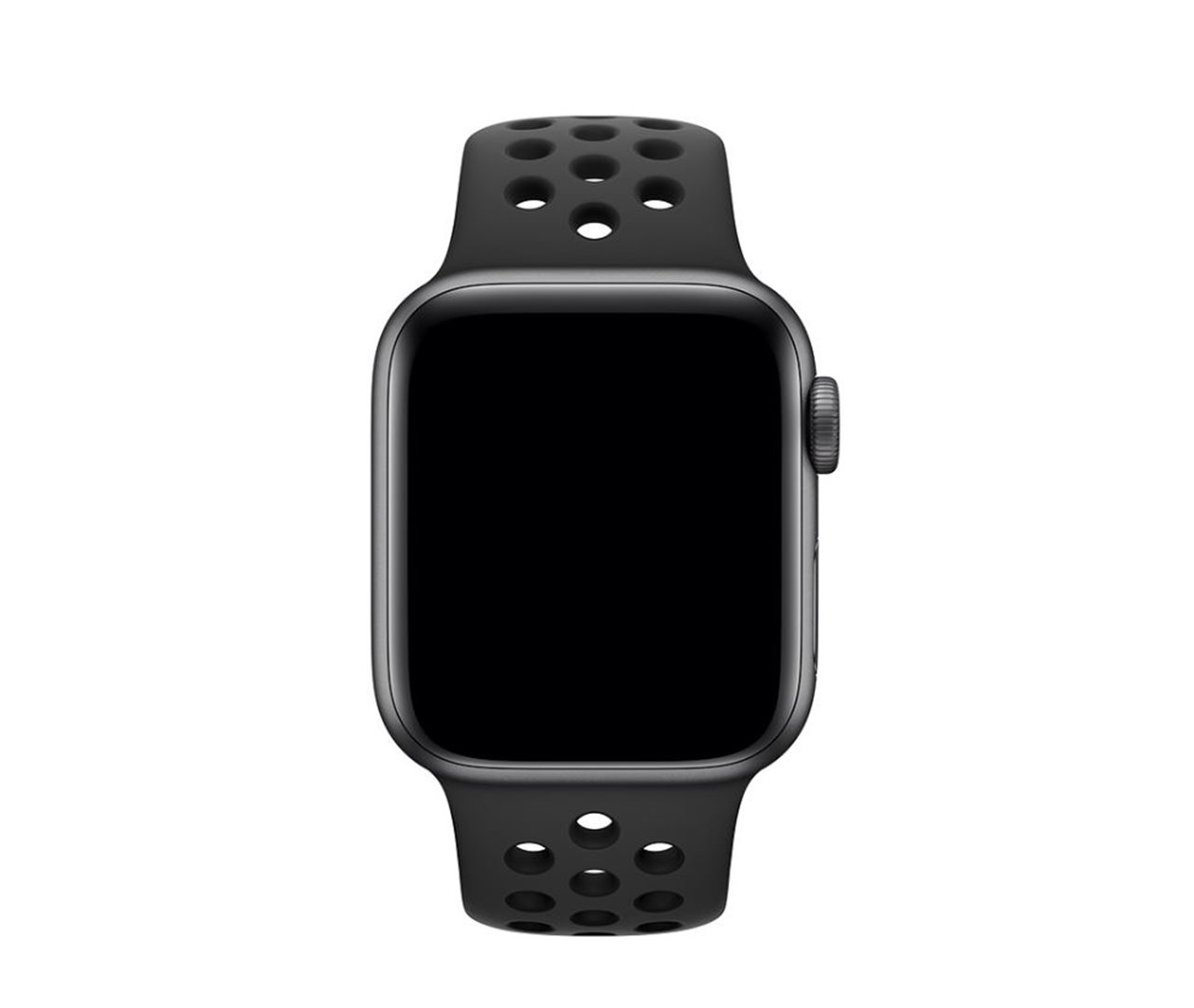 Watch Nike+, S3, 42mm, Sp Grey/Ant+Black Nike Band