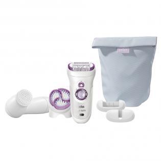 Epilátor Braun Silk épil 9-969e Skin SPA Wet&Dry